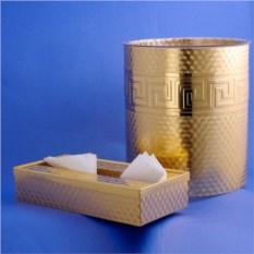 Набор Ведро для мусора и коробочка для салфеток
