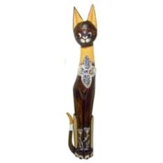 Интерьерная статуэтка Кот (высота 150 см)