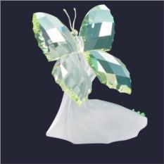Хрустальная статуэтка Бабочка