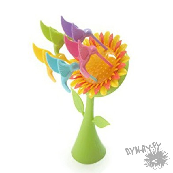 Набор для канапе Птички на цветке