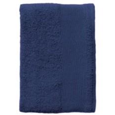 Темно-синее полотенце Island 50