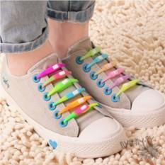 Cиликоновые шнурки Долой мученья, привет шнурки