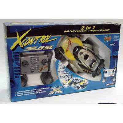 РУ-машина X-Control