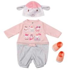 Одежда для прогулки для куклы Zapf Creation Бэби Аннабель