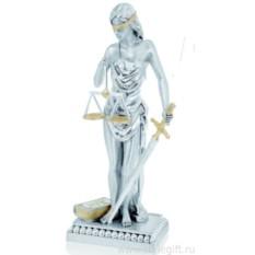 Статуэтка Богиня правосудия