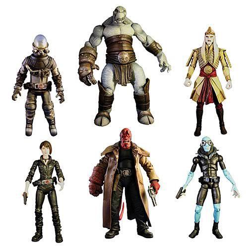 Набор фигурок «Hellboy 2»