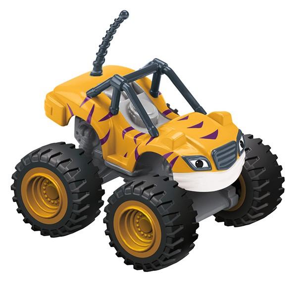 Машинка Вспыш и чудо-машинки ( Mattel Blaze)