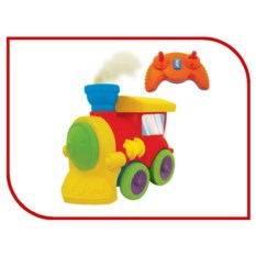 Радиоуправляемая игрушка Kiddieland Паровозик KID