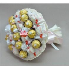 Букет из конфет Воздушный