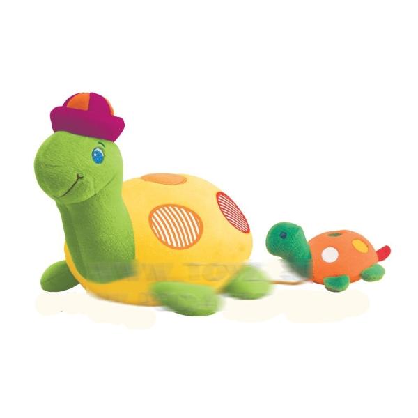 Черепаха двигающаяся