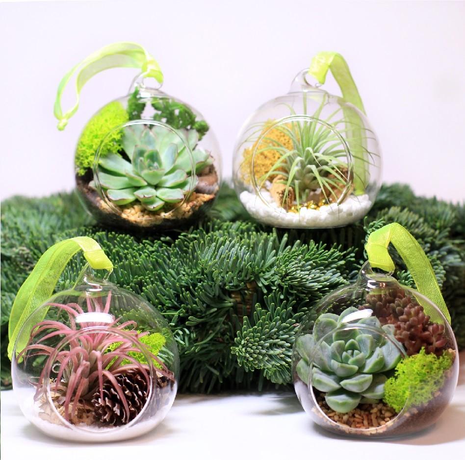 Набор елочных шаров