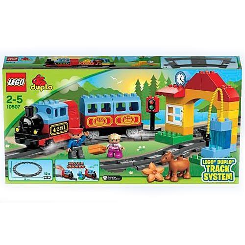 Конструктор LEGO Duplo Мой первый поезд