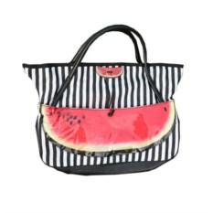 Полосатая сумка Арбуз