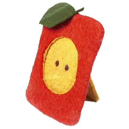 Фоторамка «Красное яблоко»