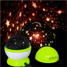 Детский ночник-проектор Звездное небо