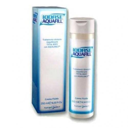 Увлажняющий крем для тела Iodase Aquafill
