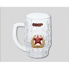 Пивная кружка «Советская Армия»