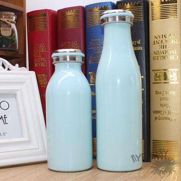 Термос Бутылка молока