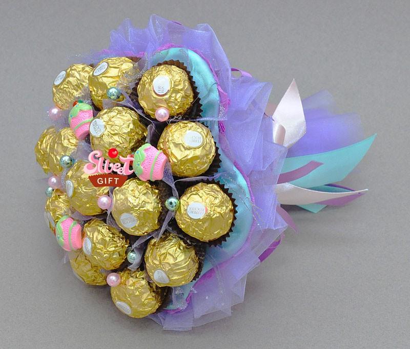 Букет из конфет Комильфо