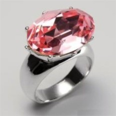 Кольцо с кристаллами Swarovski Корона