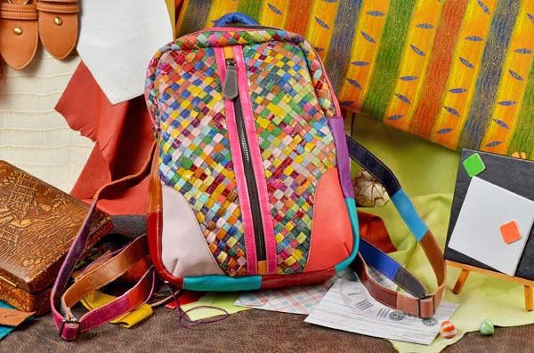 Рюкзак из натуральной кожи Отис