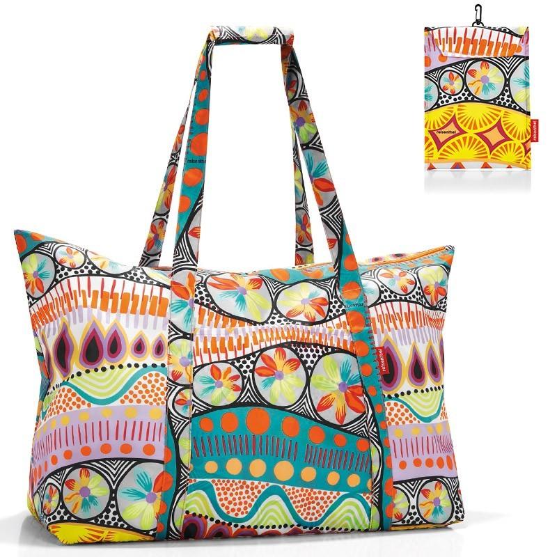 Складная сумка Mini maxi travelbag lollipop