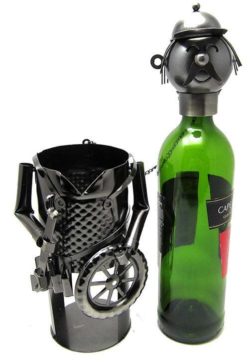 Подставка для бутылок Автомеханик