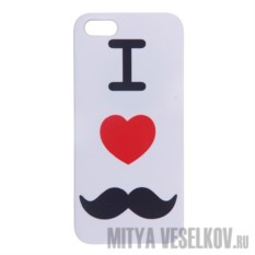 Чехол для IPhone 5 I love