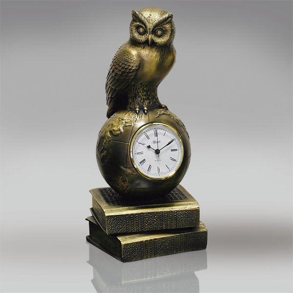 Часы «Мудрая сова»