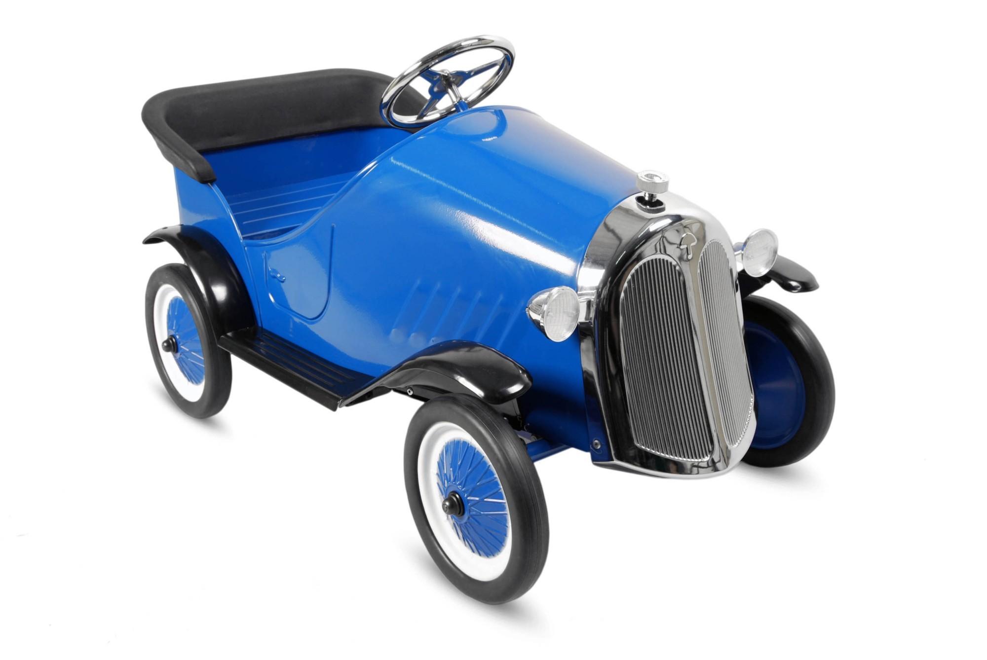 Педальная машинка для детей TVL Retro