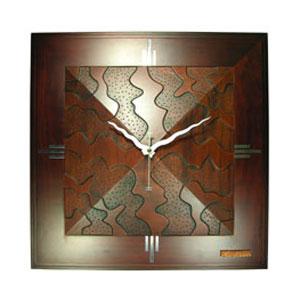 Японские настенные часы «Острова»