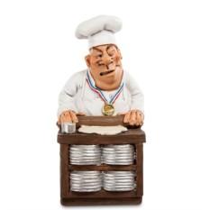 Статуэтка  Повар с посудой