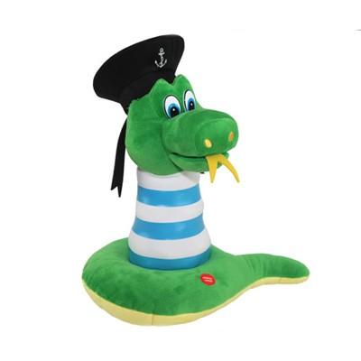 Интерактивная игрушка Змей морячок