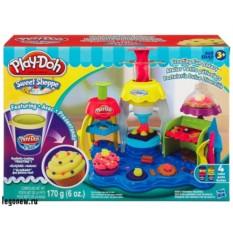 Набор для лепки Фабрика пирожных (Play Doh)