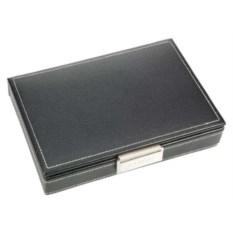 Черная шкатулка для запонок Stackers
