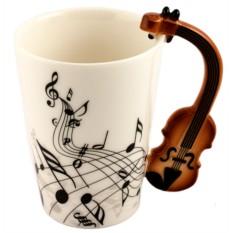 Кружка Музыкальные инструменты 1