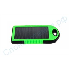 Внешний аккумулятор c солнечной батареей
