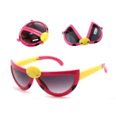 Складные детские солнцезащитные очки Божья коровка