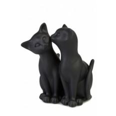 Фигурка Влюбленные коты