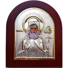 Серебряная икона Лука Крымский и Симферопольский Святитель