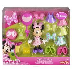 Игровой набор Minnie Mouse Готовимся ко дню рождения