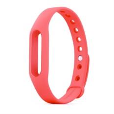 Сменный ремешок для фитнес-браслета Xiaomi Mi Band Red
