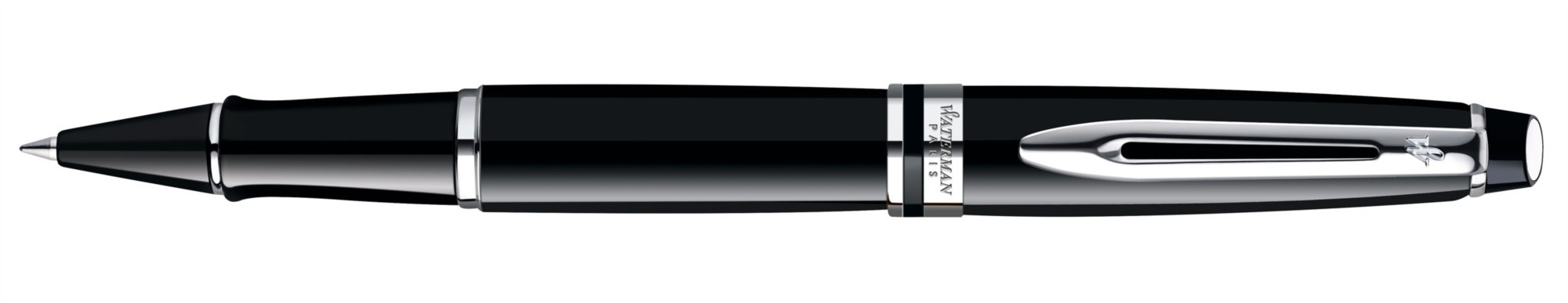 Ручка-роллер Waterman Expert 3 Black Laque CT
