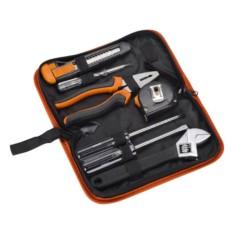 Оранжевый набор инструментов Специалист в чехле на молнии