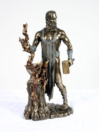 Гефест — бог огня и кузнечного ремесла