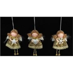 Ёлочные игрушки Ангел