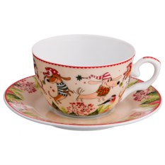 Чайный набор на 1 персону Дексонд