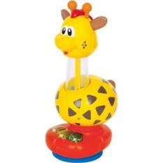 Развивающая игрушка Жираф (Kiddieland)