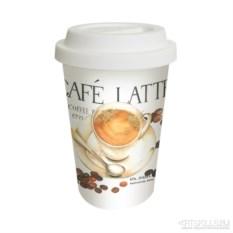 Термокружка Caf latte