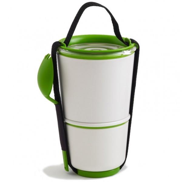 Ланч-бокс Lunch Pot (лайм)